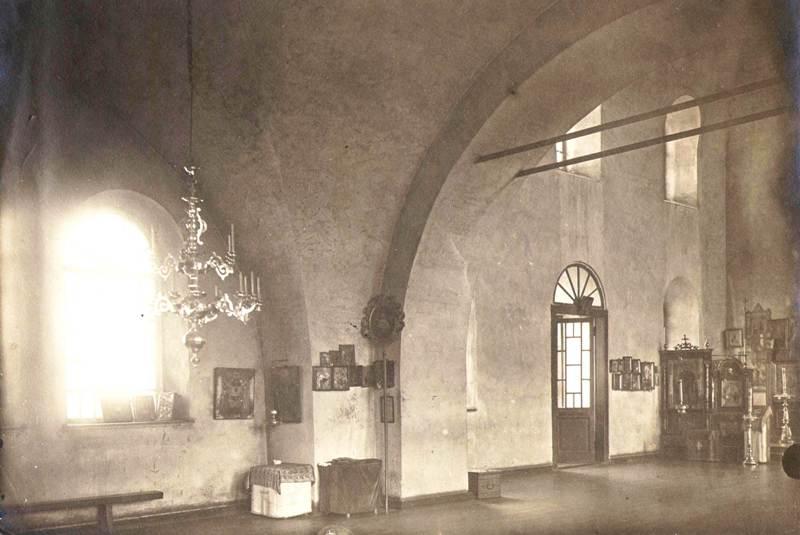 ОФ 2529.192 Церковь в с. Кривском 1923 г.
