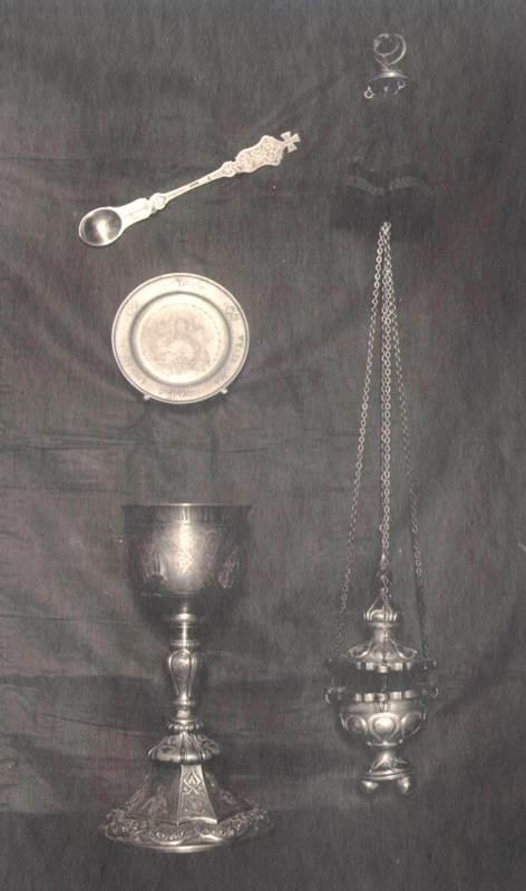 Ценности Нижне-Ярской церкви 1924 г.
