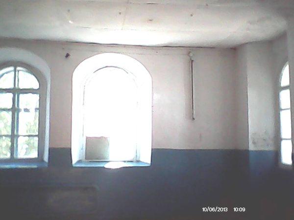 Окна. 1 этаж южная сторона