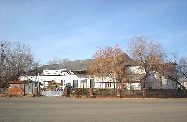 Современный вид церкви с. Новопетропавловское