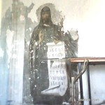 Фреска Св. Равноап. Кирилл и Мефодий. Фрагмент