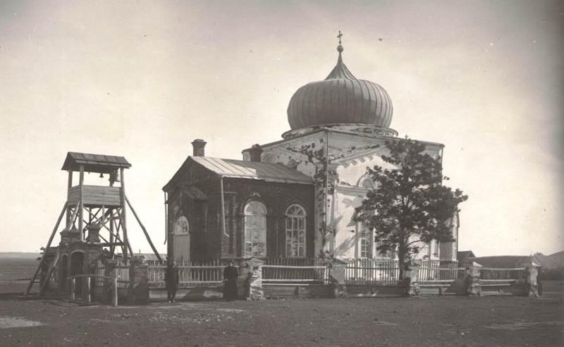 Часовня Пророка Илии села Красноисетского, 1924 г