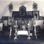 10 Часовня во имя Св. Прор. Илии в д.Загайновой. Внутренний вид. ШКМ КП ОФ 2529-28