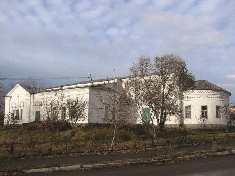 11 Николаевская церковь