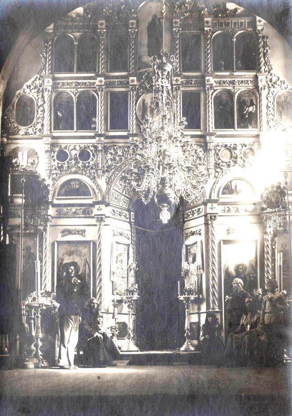 4 ШКМ КП ОФ 2529-195 Крутихинское. Главный иконостас. март 1924 г