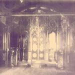 5 Крутихинская церковь. Южный иконостас. Август 1924 г. ШКМ КП ОФ 2529-197