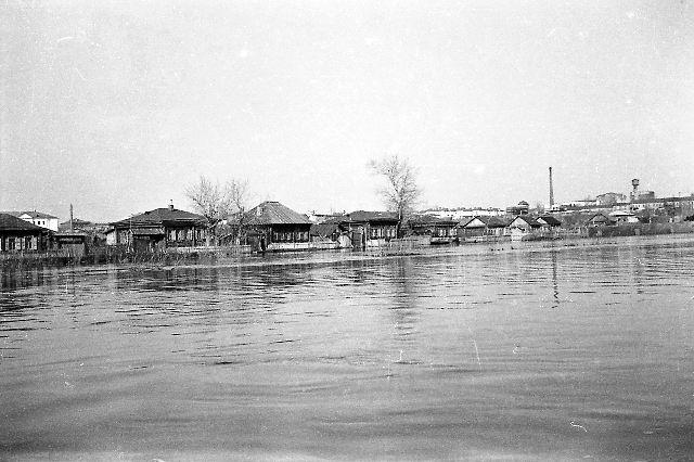 ул. Исетская весна начало 60-х