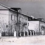 ул. Попова., 1960-е годы, фото Е.И. Пономарёва