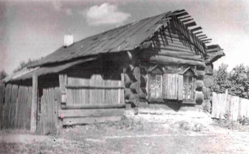 ул. Свердлова 2, 1962 год, фото Е.И. Пономарёва