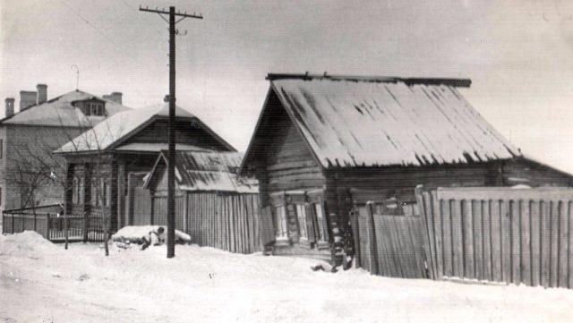 ул. Энгельса..., 1960-е годы, фото Е.И. Пономарёва